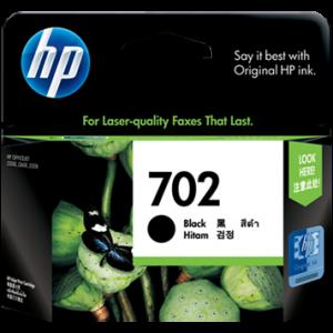 HP 702 黑色原廠墨盒