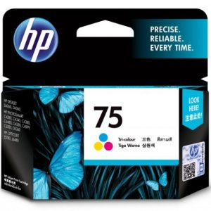 HP 75 三色原廠墨盒, HP 75 Tri-color Original Ink Cartridge
