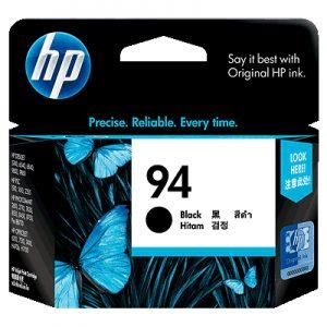 HP 94 黑色原廠墨盒