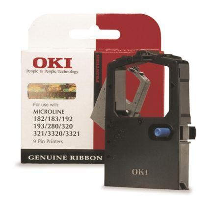 OKI ML 182 原裝列印機色帶