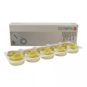 OLYMPIA 9707 改錯帶 每盒 5 個, OLYMPIA 9707 Correction Tape (5's/box)