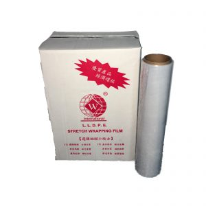 紅地球綑膜, Red Earth Stretch Wrapping Film