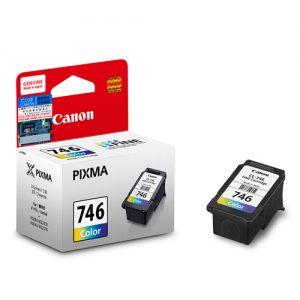 CANON CL746 彩色墨盒連噴墨頭