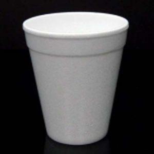 (8安士) 平底水松杯, (8OZ) Foam Cup