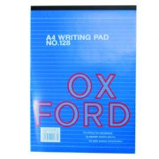 Oxford A4 Writing Pad
