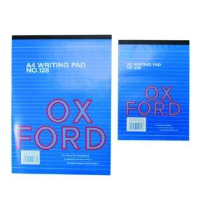 Oxford 筆記本, Oxford Writing Pad