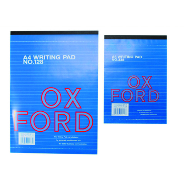 Oxford Writing Pad
