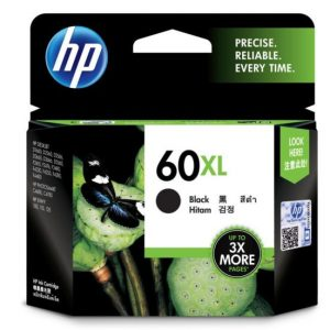 HP 60XL 原廠墨盒, HP 60XL Original Ink Cartridge
