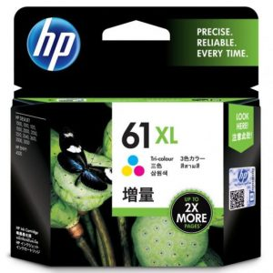 HP 61XL 原廠墨盒, HP 61XL Original Ink Cartridge