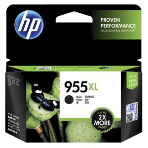 HP 955XL black