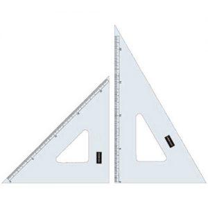 三角尺, Triangle Ruler