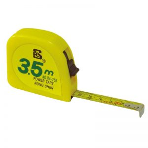 RONG SHEN 3.5M 鋼拉尺, RONG SHEN 3.5M Steel Measuring Tape
