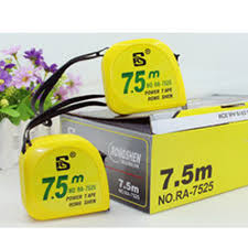 RONG SHEN 7.5M 鋼拉尺, RONG SHEN 7.5M Steel Measuring Tape
