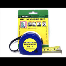 Sellery 5M 鋼拉尺, RONG SHEN 5M Steel Measuring Tape