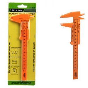 Sellery 54-808 膠卡尺, Sellery 54-808 Plastic Steel Caliper