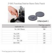 Carl P-B01 Punching Disk_1