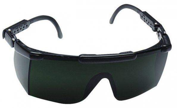 3M™ 14460 AO Safety Nassau Rave 燒焊護眼鏡(綠色鏡片防霧防刮)