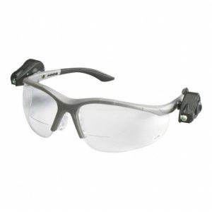3M™ Light Vision™ 2 11476 照明防護眼鏡(透明防霧鏡片)