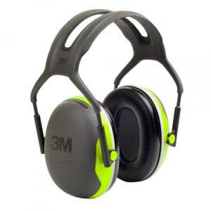 3M™ PELTOR™ X4A 頭帶式耳罩