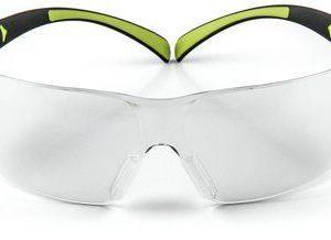 3M™ SecureFit™ SF401AF 安全眼鏡(透明片 防霧 極輕系列)