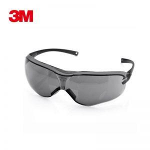 3M 10435 輕便防護眼鏡(灰色鏡片防霧)