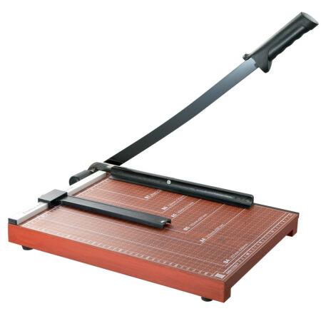 Comix B2787 A4 (15x12)木質切紙刀, Comix B2787 A4 Wood Material Paper Trimmer