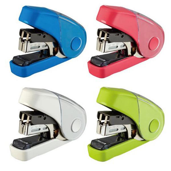 MAX HD-10FL3K 10號平腳省力釘書機, MAX HD-10FL3K Stapler