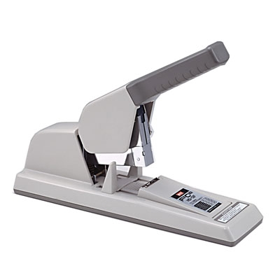 MAX HD-12F 重型平腳釘書機 -可釘110頁紙 (80gsm), MAX HD-12F Heavy Duty Stapler