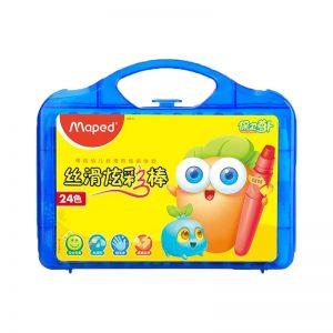Maped 馬培德 24色絲滑炫彩筆 (盒裝)