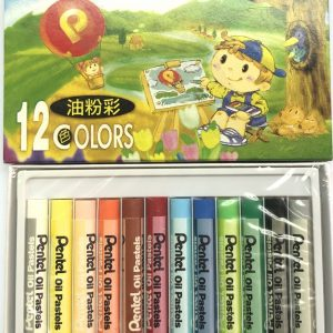 PENTEL PHN 12色粉彩