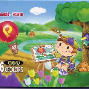 PENTEL PHN 36色粉彩