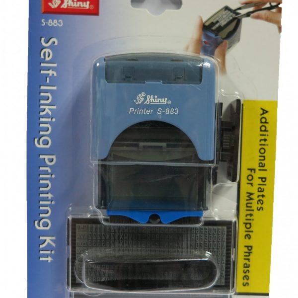 SHINY S-883 免印台多用印, SHINY S-882 Multi Stamp