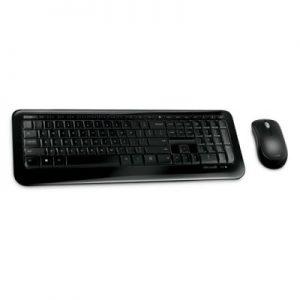 無線滑鼠鍵盤組 850