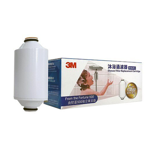 3M™ 沐浴過濾器濾芯, 3M Shower filter Cartridge