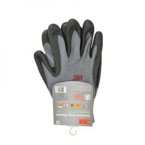 3M GRA200-WT 舒適防滑觸感手套 - 保暖系列, 灰色