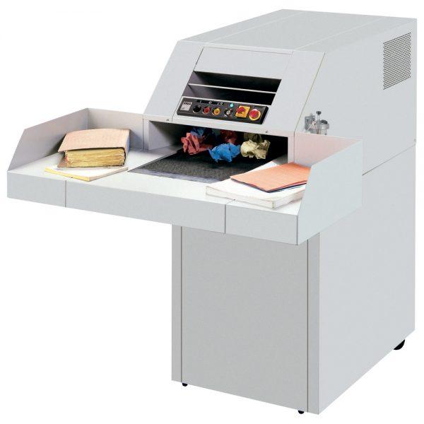 IDEAL 4107 紙粒碎紙機 (6 x 50毫米), IDEAL 4107 Series Shredder