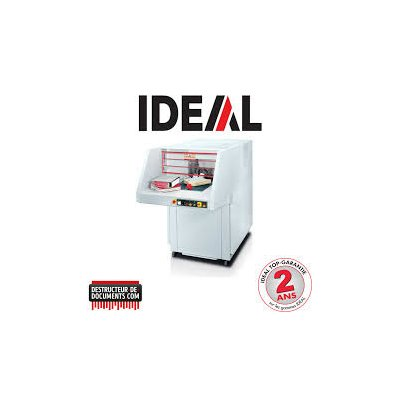 IDEAL 5009-3 紙粒碎紙機 (6 x 50毫米), IDEAL 5009-3 紙粒碎紙機 (6 x 50毫米), IDEAL 5009-3 Paper shredder (6 x 50mm)