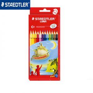 STAEDTLER 136 C12 木顏色筆12, STAEDTLER 136 C12 Permanent 12Colour