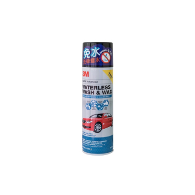 3M PN39110 免水洗車蠟水, 3M PN39110 WATERLESS WASH&WAX