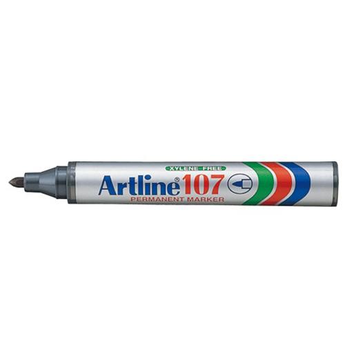 ARTLINE EK-107 膠桿箱頭筆圓頭(1.5mm), ARTLINE EK-107 PEMANENT MARKER (1.5mm)