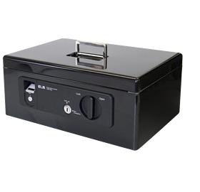 ELM FP-56 指紋防盜錢箱(紅色), ELM FP-56 CASH BOX