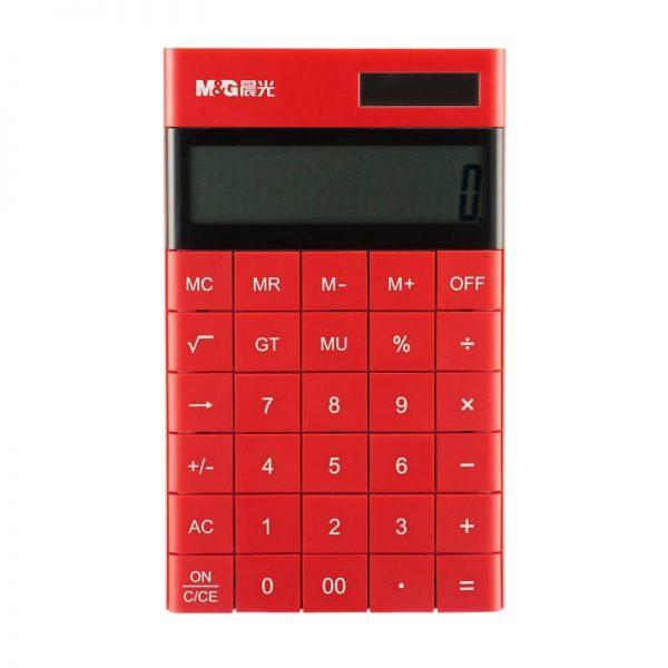 M&G 晨光 ADG-98719 12位太陽能計數機, M&G ADG-98719 12 DIGITS SOLAR TABLE CALCULATOR