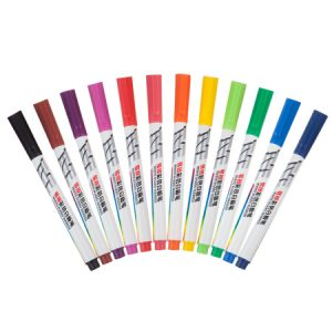 M&G 晨光 AWMY-2302, M&G AWMY-2302 COLOR WHITEBOARD MARKER SET 12-PACK