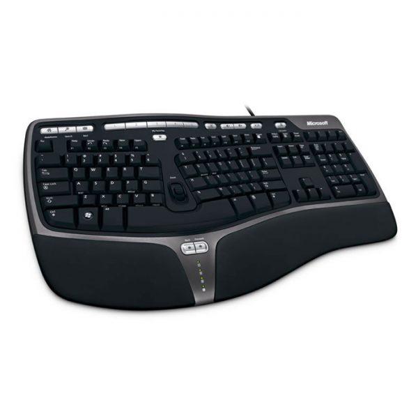 Natural Ergonomic Keyboard 4000《人體工學鍵盤 4000》, Microsoft Natural Ergonomic Keyboard 4000