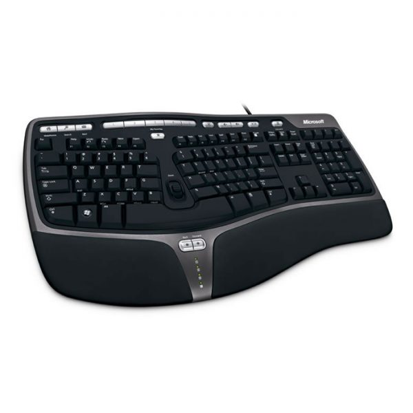 Natural Ergonomic Keyboard 4000《人體工學鍵盤 4000》, Microsoft Natural Ergonomic Keyboard 4000