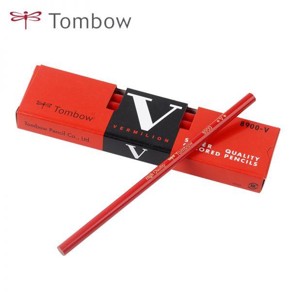 TOMBOW 8900V 鉛筆