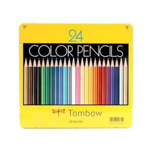 TOMBOW CB-NQ 顏色筆 24色, TOMBOW CB-NQ COLOR PENCIL (24 COLOR)