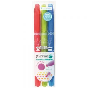 TOMBOW GCE-311A 水筆, TOMBOW GCE-311A PLAY COLOR DOT DRAWING PEN PACK