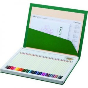 TOMBOW IROJITEN CI-RSA 顏色筆 36色, TOMBOW CI-RSA IRONJITEN COLOR PENCIL (36 COLOR)