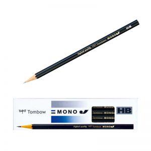 TOMBOW MONO HB 鉛筆
